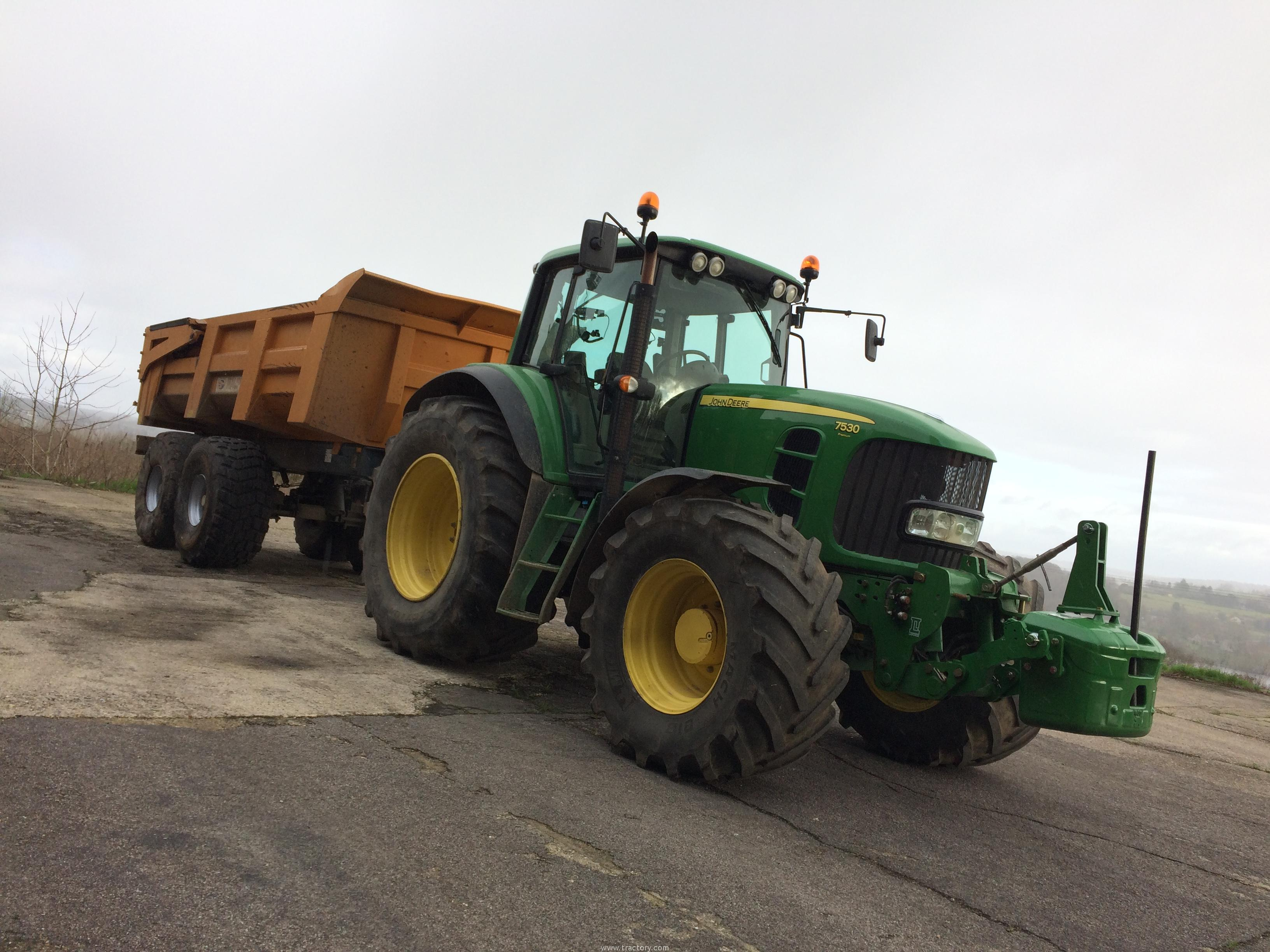 location tracteur benne tp avec chauffeur  u2013 tractory
